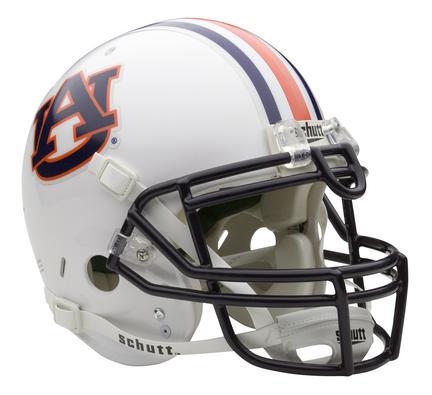 Auburn Tigers NCAA Schutt Full Size Authentic Football Helmet