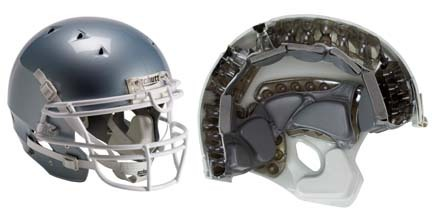 Youth DNA™ Recruit® Hybrid Helmet (Medium) from Schutt NV-SCH-7980004XXX