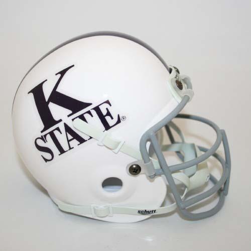 Kansas State Wildcats 1966 Schutt Throwback Mini Helmet
