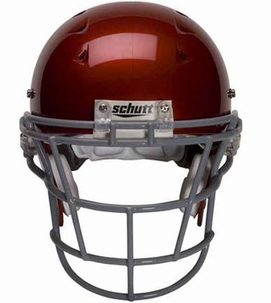 DNA Stainless Steel Standard Style Face Guard (DNA-EGJOP) (Schutt Football Helmet NOT included)