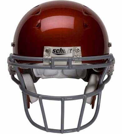 DNA Stainless Steel Standard Style Face Guard (DNA-ROPO-SW) (Schutt Football Helmet NOT included)