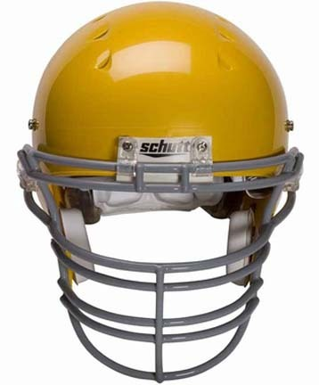 DNA Stainless Steel XL Style Face Guard (DNA-RJOP-XL) (Schutt Football Helmet NOT included)
