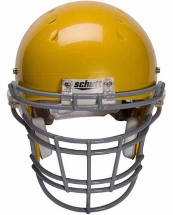 DNA Stainless Steel XL Standard Style Face Guard (DNA-RJOP-DW-XL) (Schutt Football Helmet NOT included)