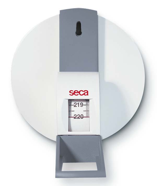 Seca 206 Mechanical Measuring Tape in Inches