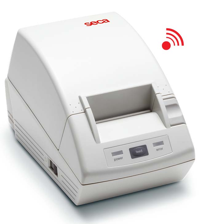 Seca 465 360 Degree Wireless Printer (for use with Thermal Paper) SE-4650000139