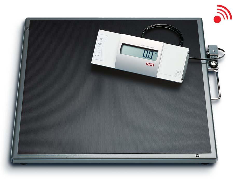 Seca 634 Platform and Bariatric Scale