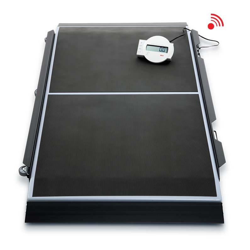 Seca 656 Platform Scale for Gurneys or Stretchers (800 lb Capacity)