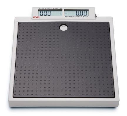 Seca 874 Digital Floor Scale with Dual Display