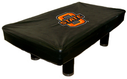 Oklahoma State Cowboys MVP Universal Fit Billiard Table Cover SFP-1500-OKS