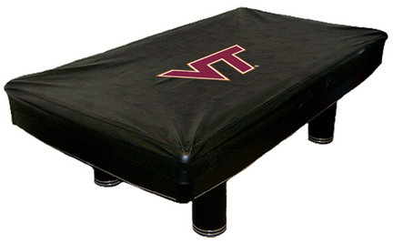 Virginia Tech Hokies MVP Universal Fit Billiard Table Cover