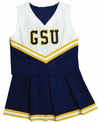 Georgia Southern Eagles Cheerdreamer Young Girls Cheerleader Uniform