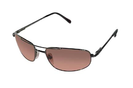 Velocity Sport Classic Collection Sunglasses (Gunmetal Frame and Drivers® Gradient Lenses) from Serengeti