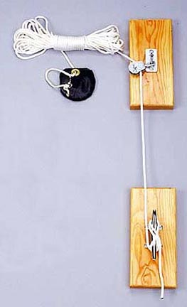 Rope Hoist for Climbing Rope SKH-RCRHO