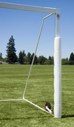 Official Soccer Goal Padding (Set of 4)