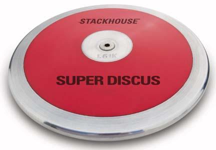 """Super Discus """"Low Spin"""" Collegiate Level 2 Kilo Discus"""
