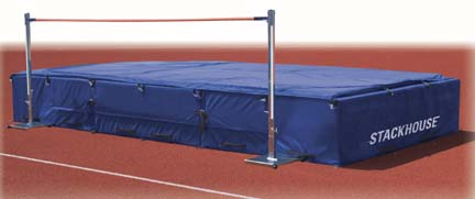 High School High Jump Pit Value Package
