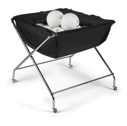 Volleyball Drill Ball Cart