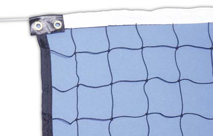 Square Mesh Rope Cable Volleyball Net