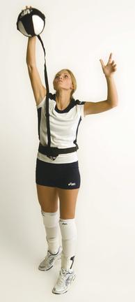 Volleyball Partner Training Aid