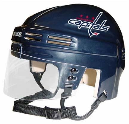 Capitals Mini Helmet Washington Capitals Mini Helmet