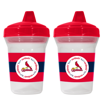 St Louis Cardinals Baby Fanatic Sippy Cups (2 Pack)