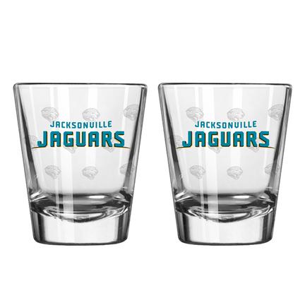 Jacksonville Jaguars Boelter Shot Glasses (2 Glasses) SMG-BOFBJACSH