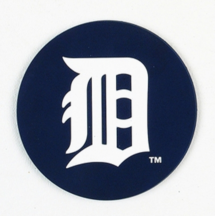 Image of Detroit Tigers Coasters (Set of 4)
