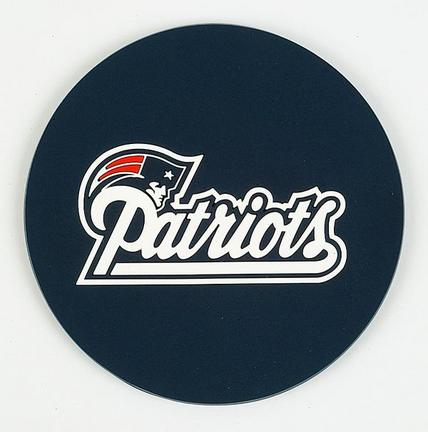 Image of New England Patriots Coasters (Set of 4)
