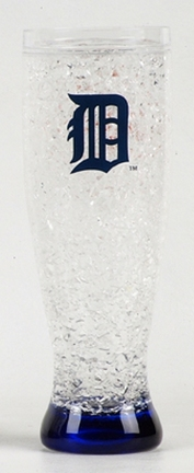 Detroit Tigers 16 oz Crystal Freezer Pilsner - Set of 4 SMG-CMBBDETP