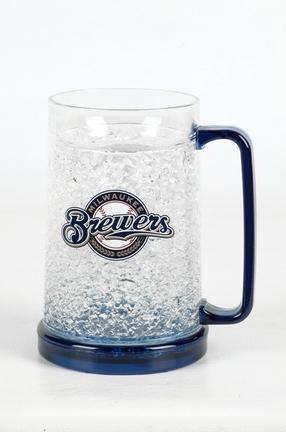 Brewers Freezer Mugs Milwaukee Brewers Freezer Mug