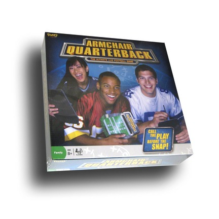 NFL Armchair Quarterback Board Game