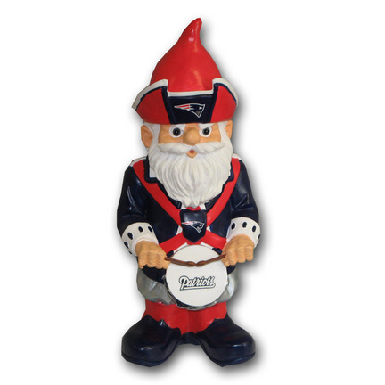 New England Patriots Thematic Gnomes