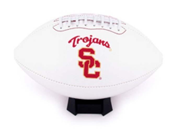 USC Trojans Signature Series Full Size Football