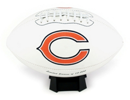 Chicago Bears Signature Series Full Size Football