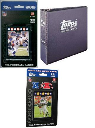 Denver Broncos 2007 Topps NFL Team Gift Set