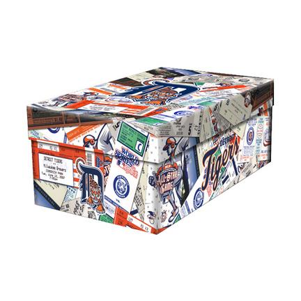 Detroit Tigers Ticket Souvenir Box