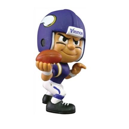 Minnesota Vikings Lil' Teammates Quarterback Toy SMG-PAFBMINQB