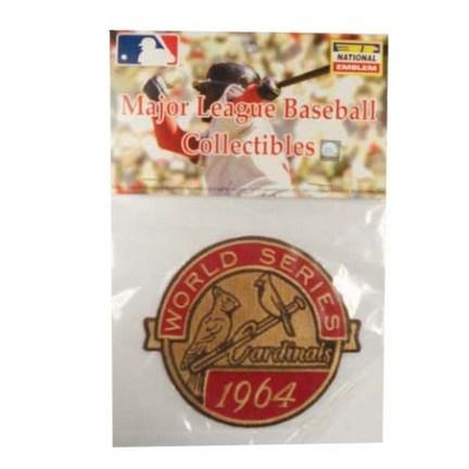 1964 St. Louis Cardinals MLB World Series Patch
