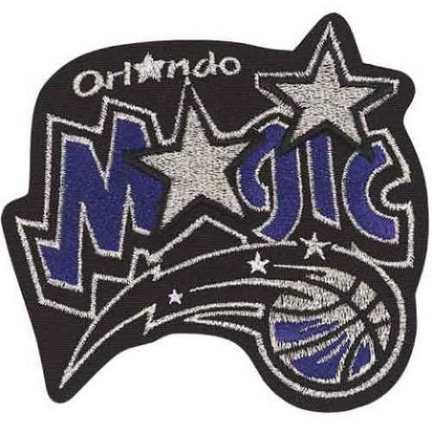 Orlando Magic NBA Logo Patch