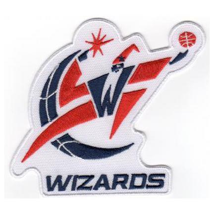 Washington Wizards NBA Logo Patch