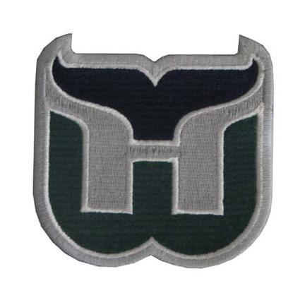 NHL Team Logo Patch NHL Team: Hartford Whalers