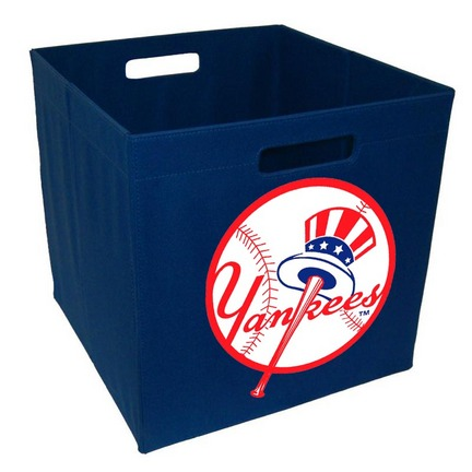 New York Yankees 12'' Storage Cube