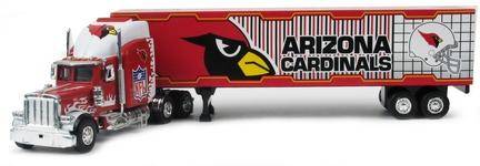Arizona Cardinals 2005 NFL Tractor Trailer Diecast