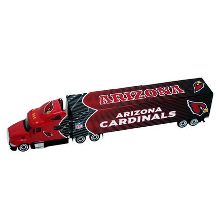 Image of Arizona Cardinals 2010 NFL 1:80 Tractor Trailer