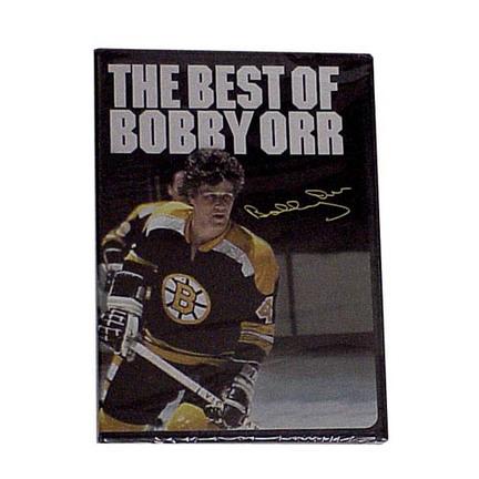 """Boston Bruins NHL """"""""The Best of Bobby Orr"""""""" DVD"""" SMG-VIDHKYORR"""