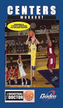 Centers Workout Basketball Training DVD