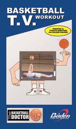 Basketball TV Workout Basketball Training Video (VHS)