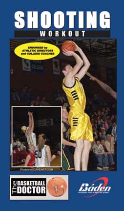 Shooting Workout - Basketball Training Video (VHS)