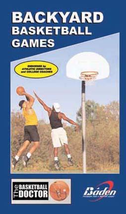 Backyard Basketball Games - Basketball Training Video (VHS)