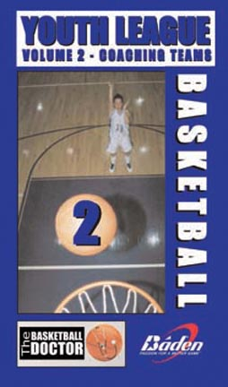 Youth League Basketball Coaching Teams Basketball Training Video (Volume 2) (VHS)